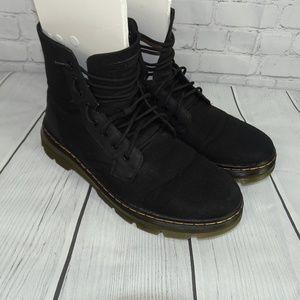 Dr. Martens Mens size 12 Combs black boots